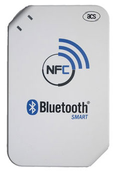 ACR1255U Bluetooth NFC reader