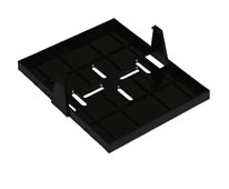 Reverse Mounting Plate for EdgeConnector EH400K