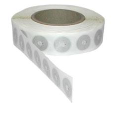 NTAG213 Sticker - Circular 29mm - Transparent