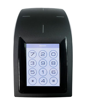 STid ARC-C Secure touchscreen reader