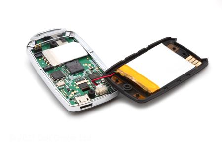 Certgate AirID Mini keyfob Bluetooth reader